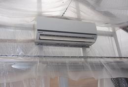 施工例:空調設置例