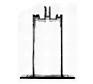 温室主要型材断面図:間柱・出入口柱